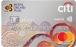 Citibank Royal Orchid Plus Select Card