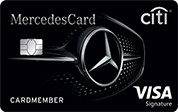 Citi Mercedes Credit Card
