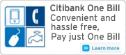 Citibank Service Guarantee