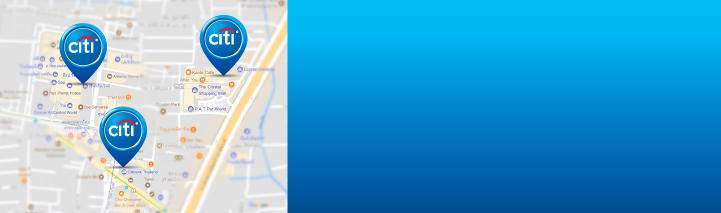 Citibank Location