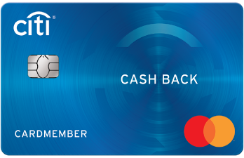 Citi Cash Back Platinum Card