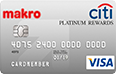 Citi Makro Platinum Rewards